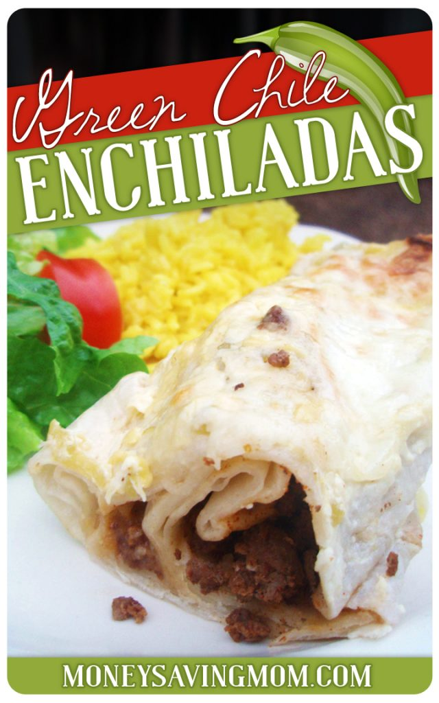 Green-Chile-Enchiladas