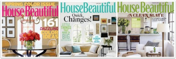 house beautiful magazine for only per year money