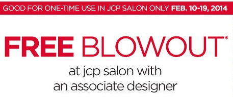FREE Blowout Now Through Febru...