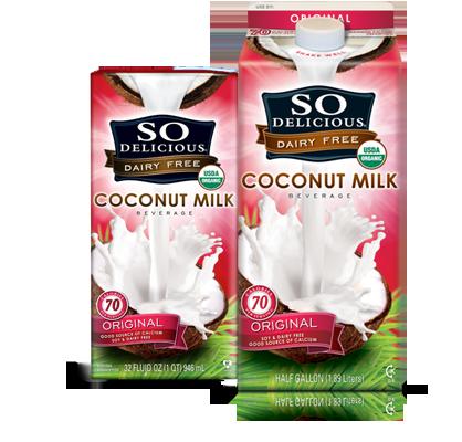 Fat Free Coconut Milk 44