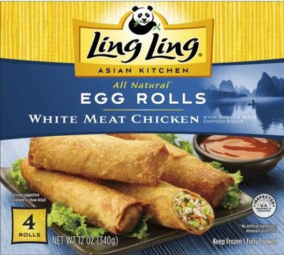 Ling Ling coupon