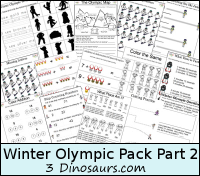 Olympics Pack