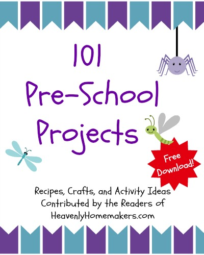101-Preschool-Projects-Free-Download