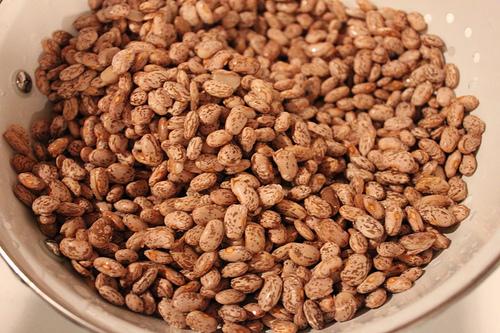 World's Easiest Crockpot Refried Beans
