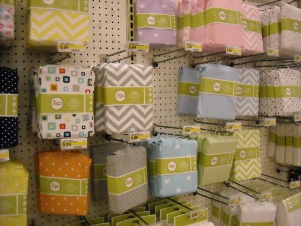 Target Circo Crib Sheets