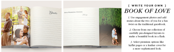 Free Shutterfly Wedding Guest Book