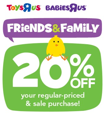 "Babies ""R"" Us coupon"