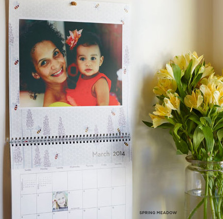 Free Photo Calendar from Shutterfly