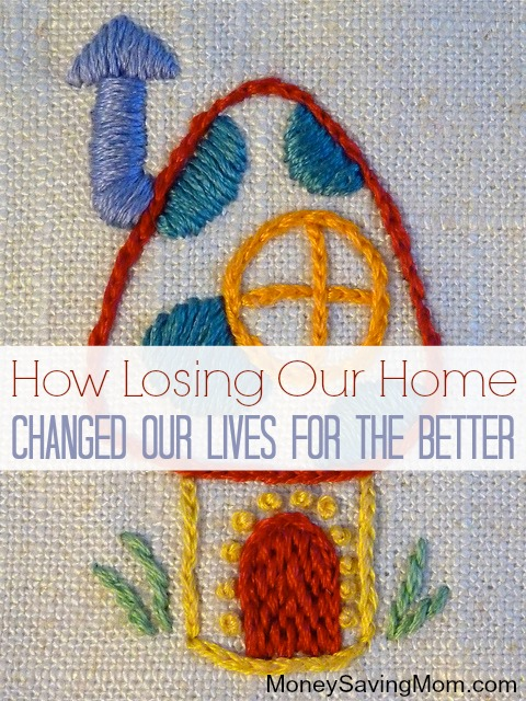 losing our home