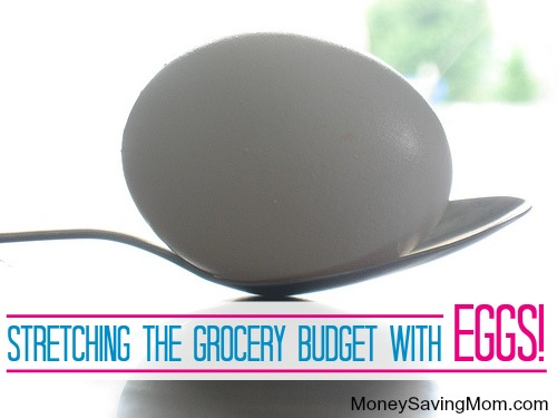 stretching the budget with eggs