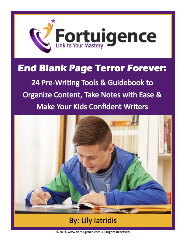 Blank Page Terror