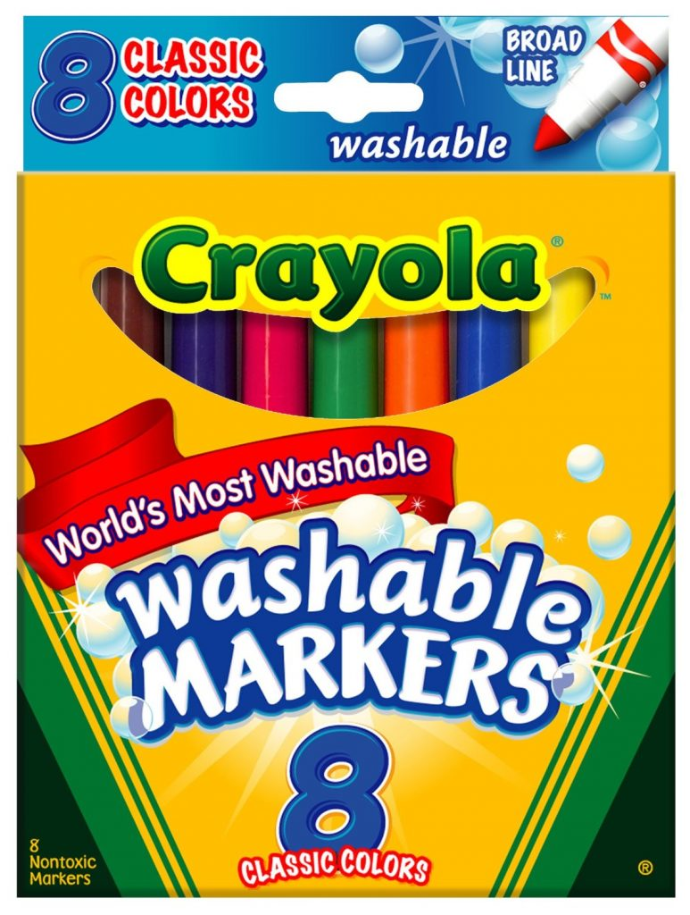 Staples Free Crayola Washable Markers And Copy Paper After Rebates