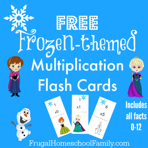Free-Frozen-themed-Multiplication-Flash-Cards