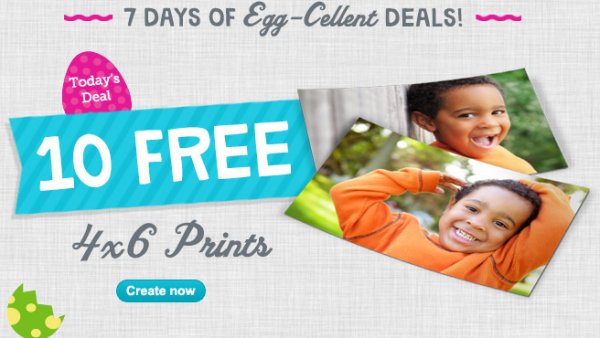 Walgreens 10 Free Photo Prints