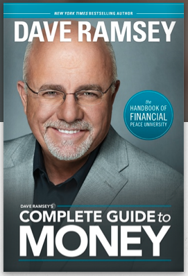 Free copy of Dave Ramsey's Complete Guide to Money