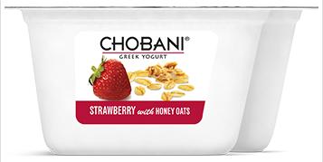 Free Chobani Greek Yogurt