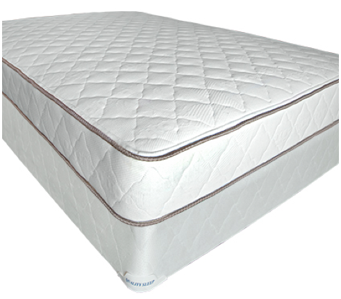 Enter to win a Two Sided Organic Mattress from My Green