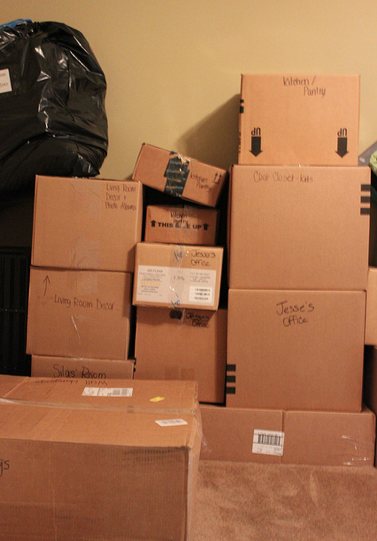 5 Ways to Stay Sane While Moving
