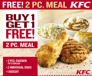 Free meal coupons