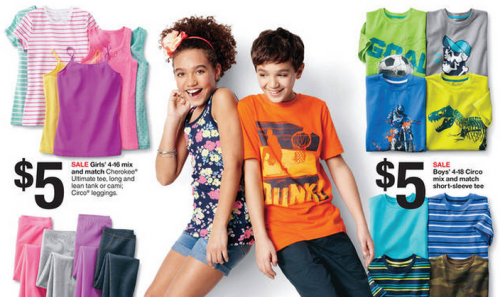 0e10ba4627a Target  Kid s T-shirts   Leggings for just  4.25 - Money Saving Mom ...