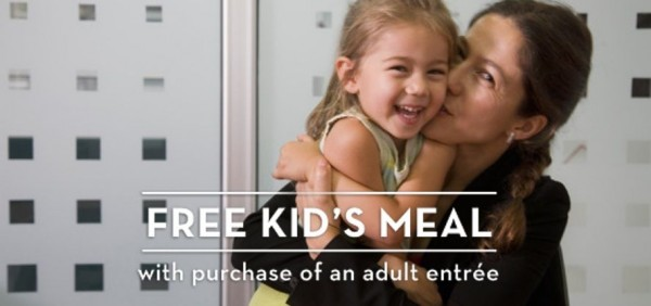kids eat free thursday