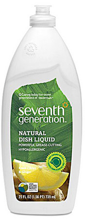 Seventh Generation Dish Liquid