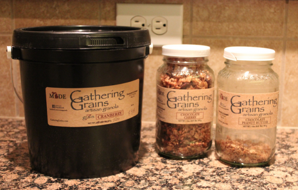 Gathering Grains giveaway
