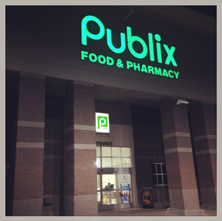 Publix Shopping Trip