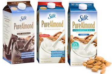 Target: Silk Almond Milk for just $1.89