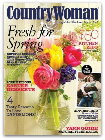 Country Woman magazine