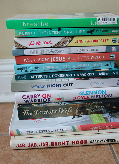 12 Books I Plan to Read in June