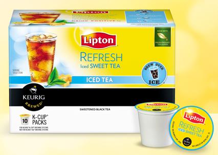 Free Lipton Tea samples