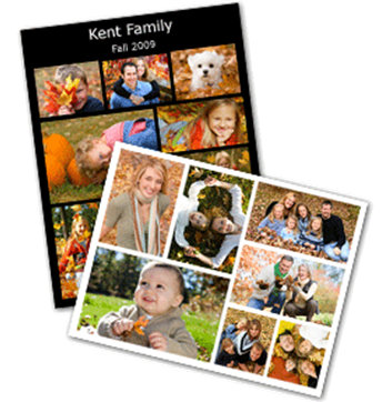 Free 8x10 Photo Collage from CVS