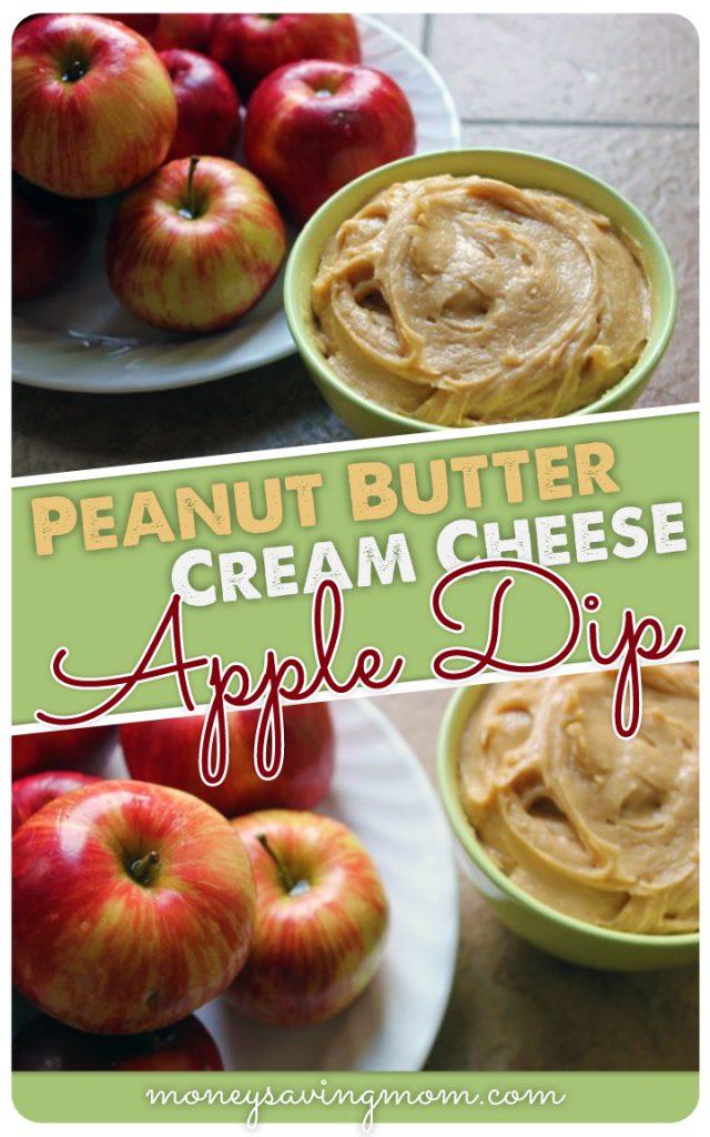 Peanut-Butter-Cream-Cheese-Apple-Dip