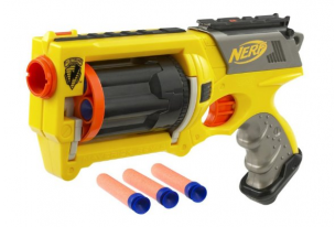 40% off Select NERF toys on Amazon.com