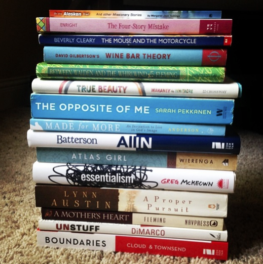 12 Books I Plan to Read in July