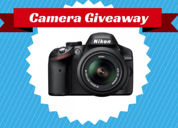 FREE Camera Giveaway