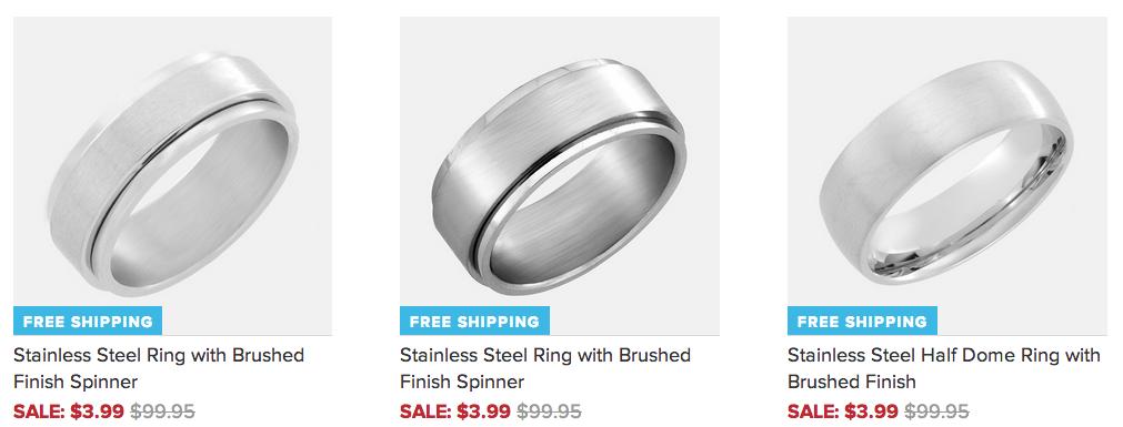Tanga Ring Sale
