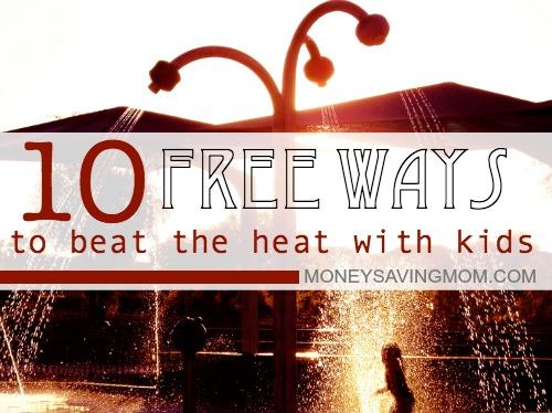 free ways to beat the heat