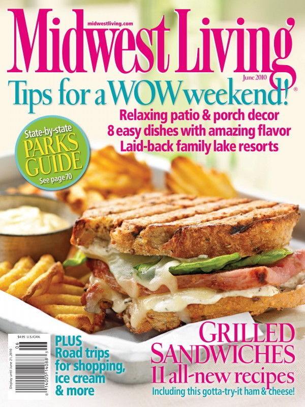 Sign up for one free year of midwest living magazine for Midwest home magazine