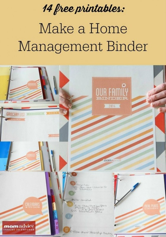 Family-Management-Binder-Collage