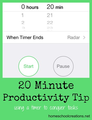 Productivity-TIp