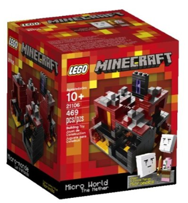 Minecraft The Nether Set