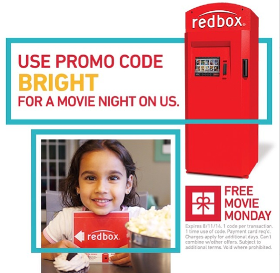 How to use a Redbox coupon