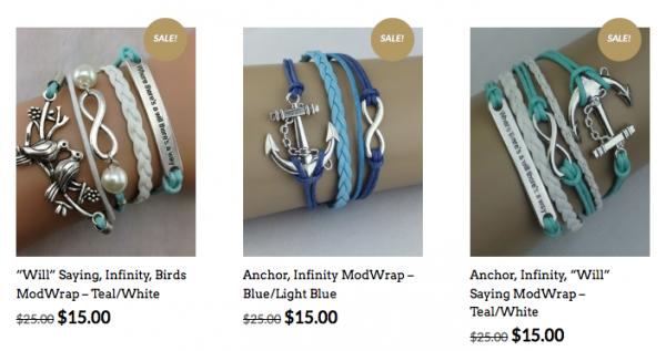 Modestly Bracelet Deal