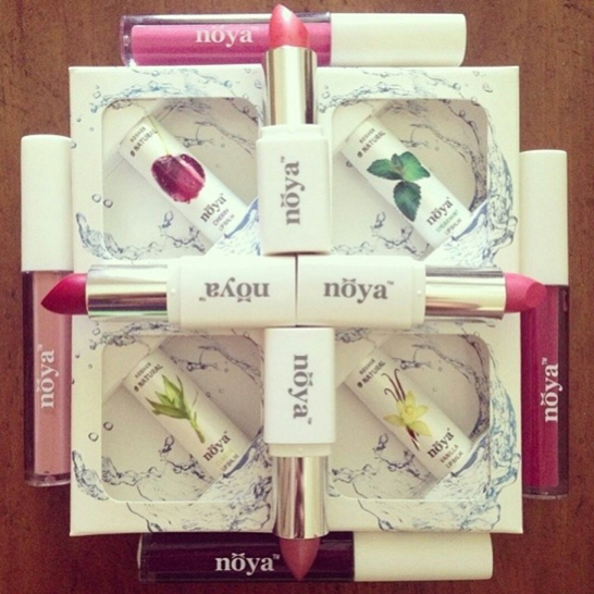 NOYAH Cosmetics giveaway