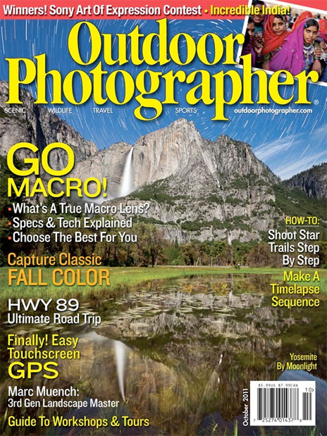 Free Outdoor Photographer Magazine Subscription Money