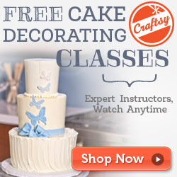 free craftsy online cake decorating classes money saving mom - Cake Decorating Class