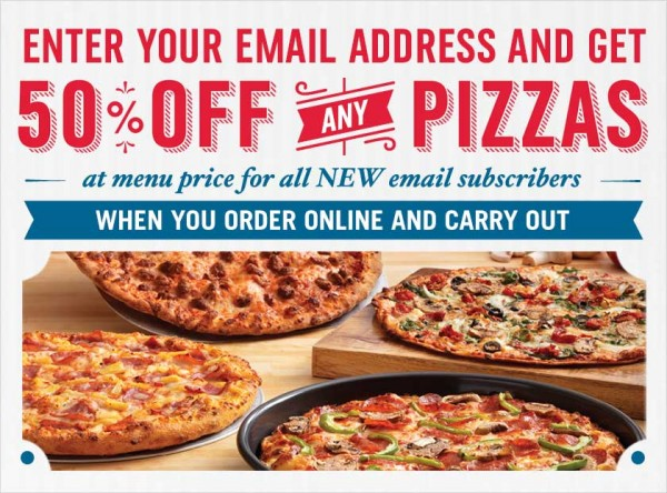 Find the best Domino's coupons, promo codes and deals for December All coupons guaranteed to work. Exclusive offers & bonuses up to % back!