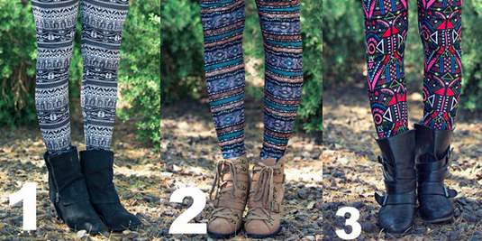 Fleece Leggings 2